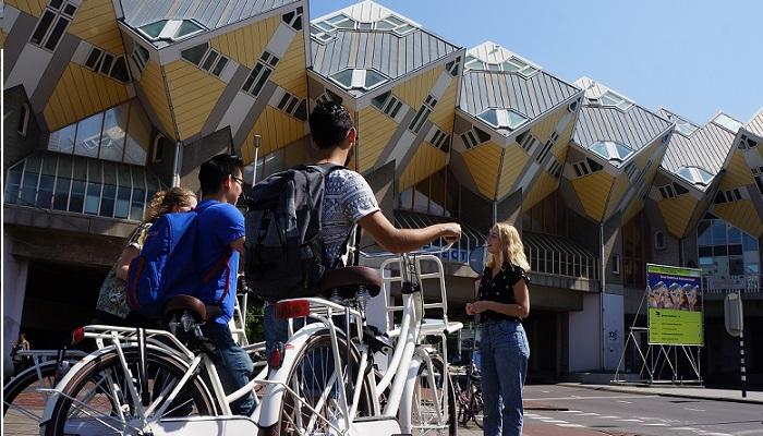Fiets tour Rotterdam