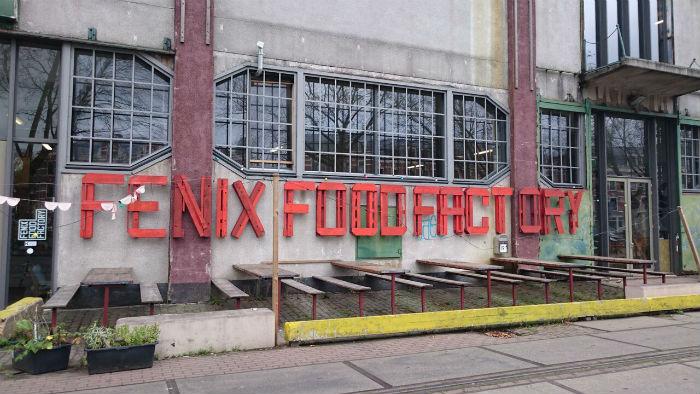 Fenix Food Factory Katendrecht