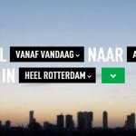 #Ikwil naar de lancering van de Uitagenda Rotterdam in Kantine Walhalla