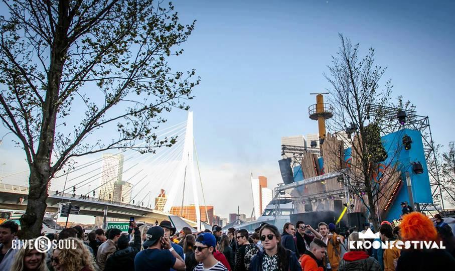 Kroon Festival op Koningsdag