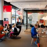 De 5 beste gratis flexwerkplekken van Rotterdam #2