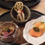 Uit eten met de Meisjes @ Japanese Cuisine YAMA