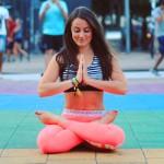 Malou Zuur: 'Ik wil zoveel mogelijk mensen in contact brengen met yoga'