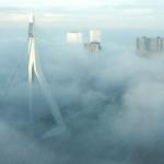Rotterdam in de mist, schaatsen bij de Euromast en win kaartjes voor MTV Awards
