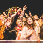 5x kaartjes halen voor koningsdagfestivals