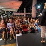 Iedere vrouw is een powervrouw! Inspirerende presentatie in het 'Women in Control'-café