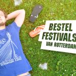 Bekendmaking van hét festivalshirt van deze zomer (+ winactie)