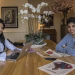 Executive stylisten Christine en Maitrie: 'Kleed je niet naar je huidige functie, maar naar je droombaan'